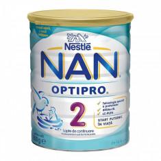 Lapte praf NESTLE Nan2 800g de la 6 luni