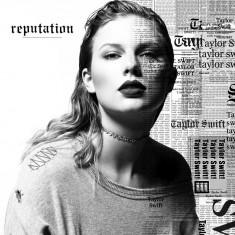 Taylor Swift Reputation slipcase (cd)