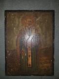 Icoana foarte veche, pictura pe lemn, PRET FINAL!