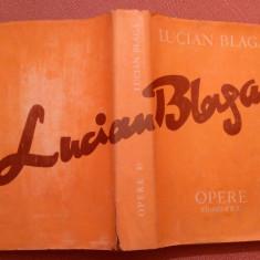Opere Filozofice. Trilogia Valorilor. Opere Volumul 10 - Lucian Blaga