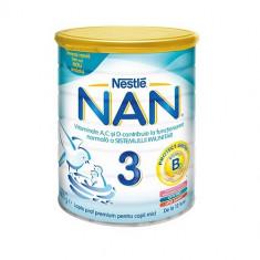 Lapte praf NESTLE Nan3 800g intre 1 si 2 ani