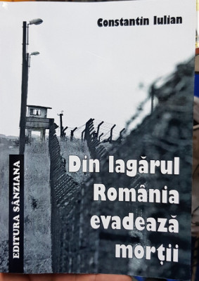 DIN LAGARUL ROMANIA EVADEAZA MORTII CONSTANTIN IULIAN 2012 MISCAREA LEGIONARA foto