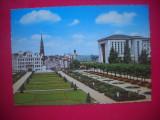 HOPCT 39574  BELGIA BRUXELLES MONT DES ARTS ALBERTINA -KRUGER-NECIRCULATA, Printata