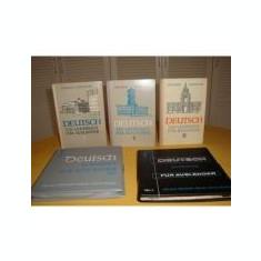 Deutsch. Ein Lehrbuch fur Auslander - Teil II