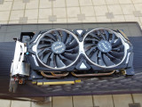 Placa Video MSI GeForce GTX 1070 Armor OC 8GB, PCI Express, 8 GB, nVidia
