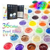 Kit Set Gel 36 Color Geluri Colorate Lampa uv Manichiura  15 Pensoane, Gel colorat, Coco