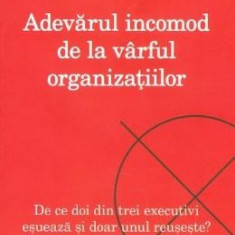 Adevarul incomod de la varful organizatiilor - Dorin Bodea