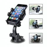 Suport Telefon Parbriz Auto Universal GPS Masina Iphone Samsung x Max