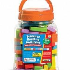 Domino - Joc cu propozitii