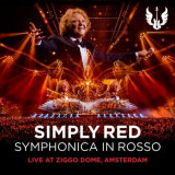 Simply Red - Symphonica In Rosso - Live at Ziggo Dome Amsterdam ( 1 CD + 1 DVD )