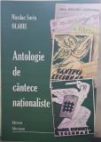 ANTOLOGIE DE CANTECE LEGIONARE NATIONALISTE SORIN OLARIU MISCAREA LEGIONARA 284P, 2017