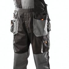 Pantaloni, Salopeta de lucru cu pieptar NEO 81240, L/XL