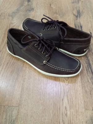 LICHIDARE STOC! Pantofi/Mocasini barbat TIMBERLAND originali piele 42/44,5 foto
