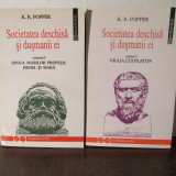 Societatea deschisa si dusmanii ei 2 vol - K R Popper