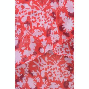Maieu Pieces Roge Flame Flower Rosu