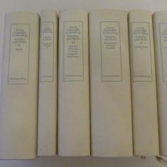 Schriften und Briefe -  Georg Christoph Lichtenberg - 6 Bänden