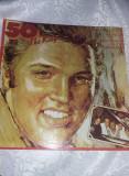 Disc vinil vechi, ELVIS PRESLEY,S - 50 X THE KING , VINyL IMPECABIL,T.GRATUIT, A&M rec