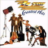 ZZ TOP Greatest hits 18 tracks (cd)
