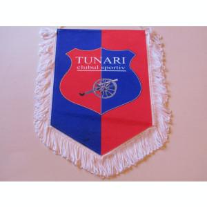 Fanion fotbal de protocol - CS TUNARI