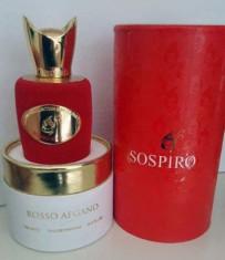 Sospiro ROSSO AFGANO 100ml | Parfum Tester UNISEX foto