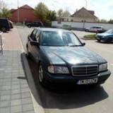 Mercedes W202 ,C180 ,benzina +GPL, acte la zi