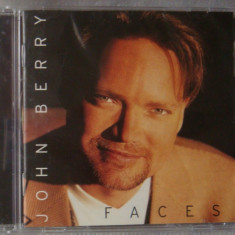 John Berry - Faces, CD, emi records
