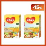 Pachet 2 X Cereale Fara Lapte, Milupa Musli Jr 7 Cereale Cu 5 Fructe, 250G, 12Luni+