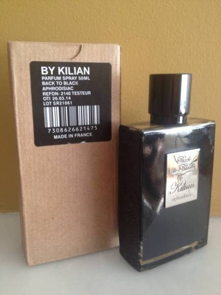 Back To Black Aphrodisiac By Kilian 50ml | Parfum Tester