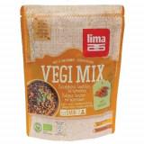 Vegi Mix Curry; Bulgur si Linte Bio 250gr Lima