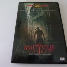 The Amityville horror - dvd, Engleza