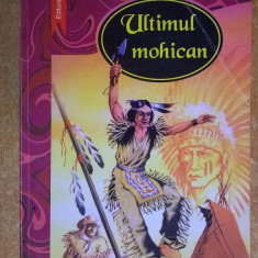 James Fenimore Cooper – Ultimul mohican