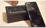 IPhone 7 128GB Neverlocked JetBlack, Negru, Neblocat, Apple