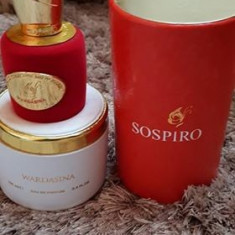 Sospiro WARDASINA 100ml   Parfum Tester ( Plus Cadou )