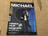 revista michael jackson devotion story fan muzica pop colectie hobby fara dvd