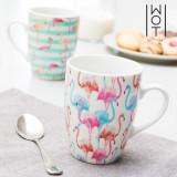 Cană Flamingo Wagon Trend