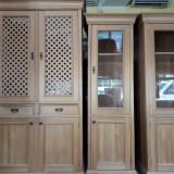 Vitrina sufragerie/bucatarie din lemn