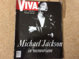 revista viva michael jackson in memoriam numar special de colectie hobby muzica