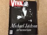 Revista viva michael jackson in memoriam numar special colectie fan muzica pop