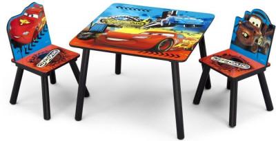 Set masuta si 2 scaunele Disney Lightning McQueen foto