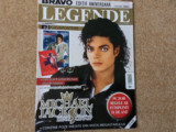 revista bravo legende michael jackson de colectie muzica pop hobby fara postere