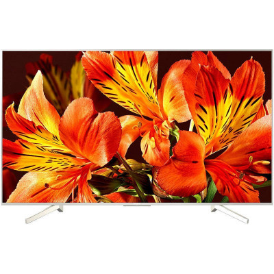 Televizor Sony LED Smart TV KD43 XF8577 109cm ultra HD 4K Silver foto
