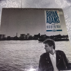 Disc vinil vechi,BRYAN ADAMS - INTO THE FIRE ,T.GRATUIT, A&M rec