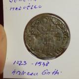 Monedă medievală argint, Europa