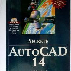 Bill Burchard, s.a. - Secrete AutoCad 14 (Lipsa CD)