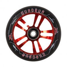 Roata Trotineta AO Quadrum 100mm Red + Abec 7