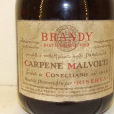 BRANDY CARPENE MALVOLTI, MAI MULTI 5 ANI,  L. 1 gr. 43 ANI 50/60