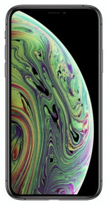 iPhone XS 64GB Space Gray foto