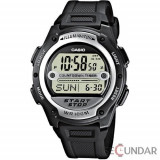 Ceas Casio Sports W-756-1A Timer World Time Digital Barbatesc