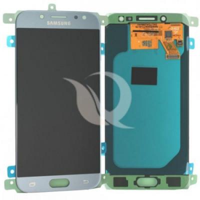 Display Samsung Galaxy J5 J530 2017 compatibil negru auriu sau albastru foto