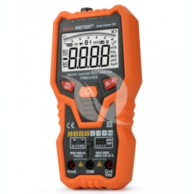 Aparatura Service Digital Multimeter Voltmeter with NCV Frequency PM8248S foto